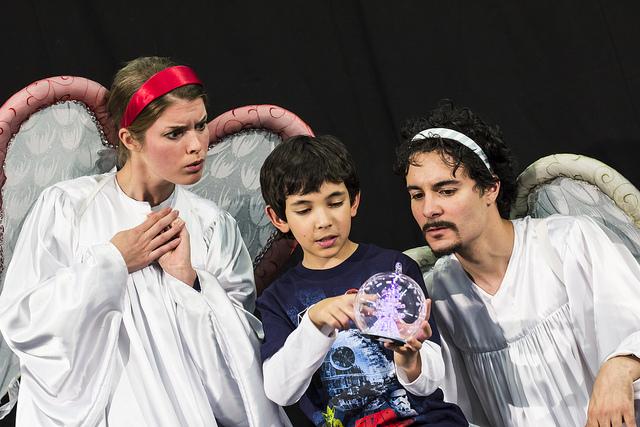 Çocuklar İçin Yaratıcı Drama Kursu